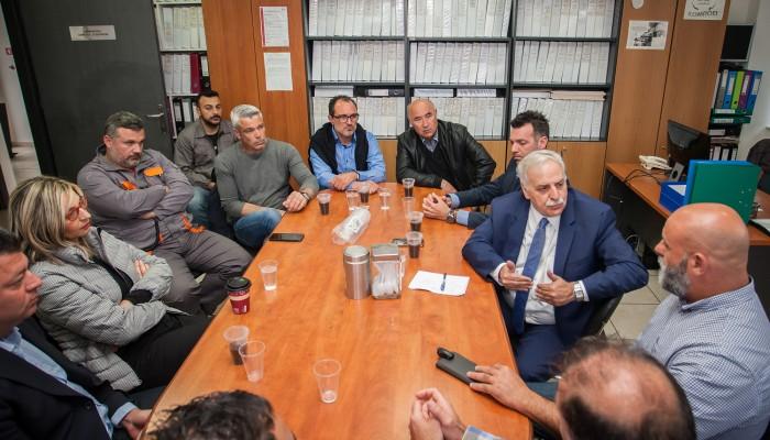 Ευτύχης Δαμιανάκης: Αυτόνομη και ισχυρή η ΔΕΔΙΣΑ