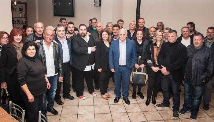 Δέσμευση Δαμιανάκη: Θα είμαι στους πρώην δήμους κάθε δεκαπενθήμερο για συναντήσεις