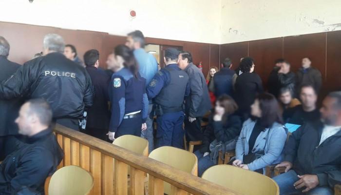 Ποινή 15 μηνών για το χαστούκι στο Δικαστικό Επιμελητή στο Ρέθυμνο
