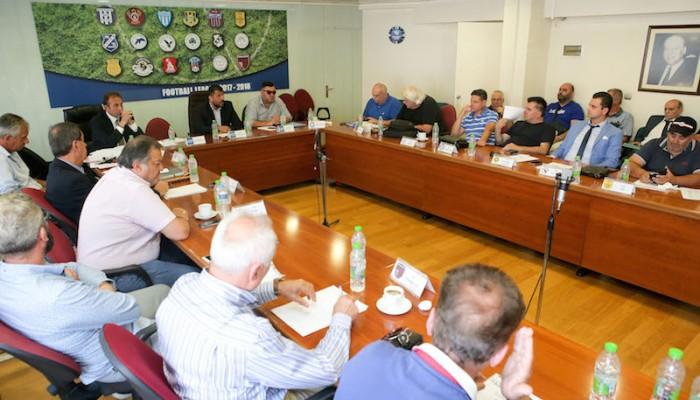 Τη Δευτέρα (08/04) το Δ.Σ. της Football League
