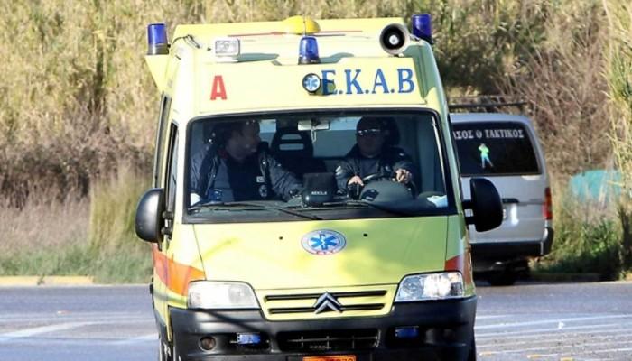 Καραμπόλα στο Ηράκλειο - Στο νοσοκομείο ένα άτομο