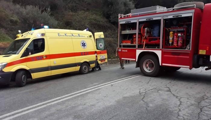Κρήτη: Σε κρίσιμη η 32χρονη μετά το τροχαίο στο Μπαλί