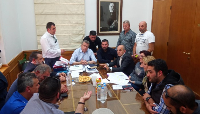 Μετά το Πάσχα η συνάντηση των εκπαιδευτών υποψηφίων οδηγών με τον Γ.Γ. του υπουργείου