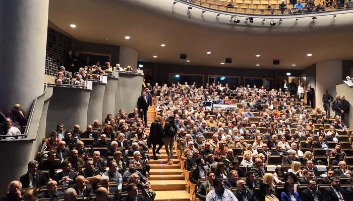 Εκδήλωση για τον ευρωσκεπτικισμό και την ευρωπαϊκή ολοκλήρωση στο Ηράκλειο