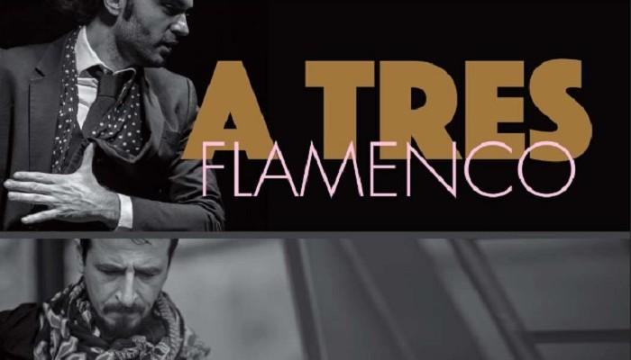 Μουσικοχορευτική παράσταση «Α TRES / Flamenco» στο ΚΑΜ