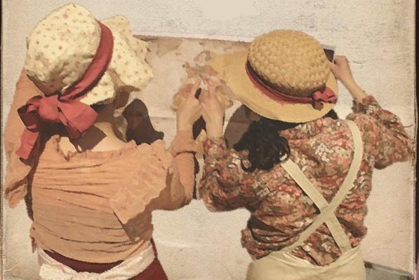 «Η Φοίβη και η Ρόζα, στο πρώτο τους ταξίδι»-Μια παιδική παράσταση με ιδιαίτερα μηνύματα