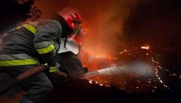 Πυρκαγιά στον ΧΥΤΑ Ηρακλείου