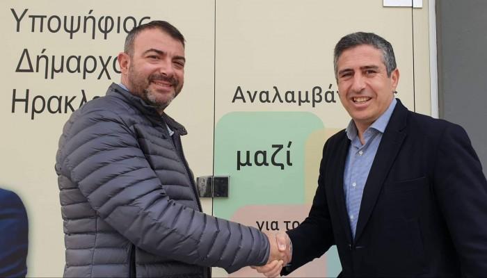 Νέος υποψήφιος δημοτικός σύμβουλος στο πλευρό του Πέτρου Ινιωτάκη