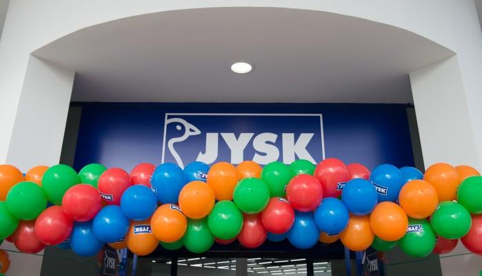 Εγκαίνια JYSK Χανίων με απίστευτες προσφορές την Πέμπτη 18 Απριλίου