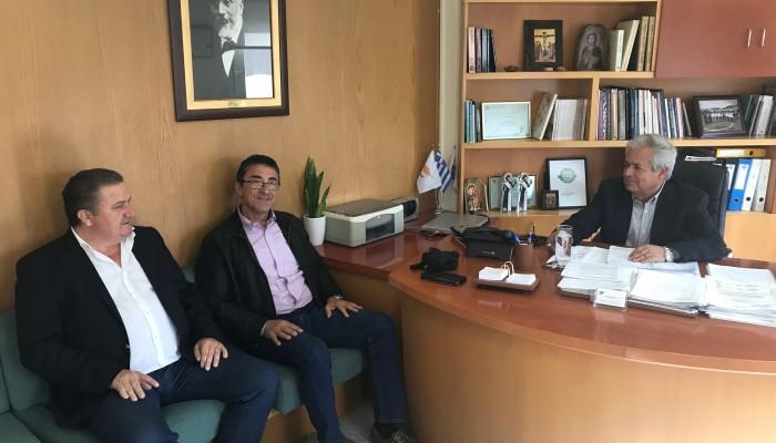 Τα έργα των Καλεσσών στο επίκεντρο για τον Δήμο Μαλεβιζίου