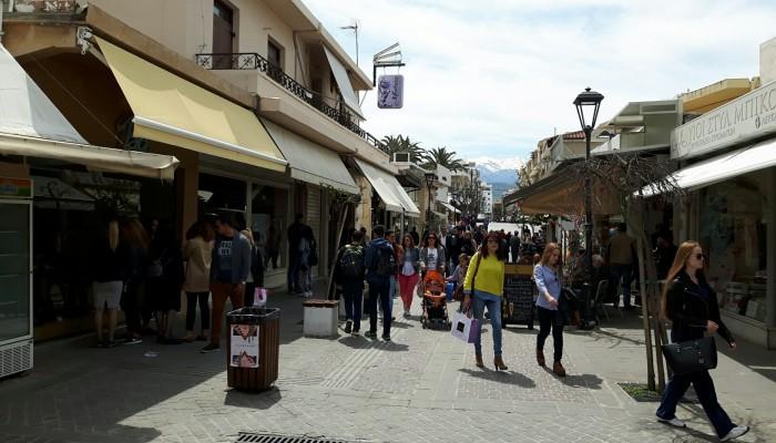 Ανοιχτά σήμερα τα καταστήματα - Το πασχαλινό ωράριο των καταστημάτων στην Κρήτη