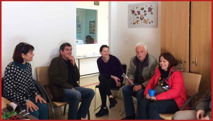Γιάννης Σαρρής: Το Γηροκομείο έχει μετατραπεί σε άτυπο άσυλο ανιάτων