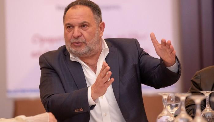 Γιάννης Κουράκης: Το Ηράκλειο έχει μεγάλη Ιστορία και του αξίζει ένα ακόμα καλύτερο μέλλον