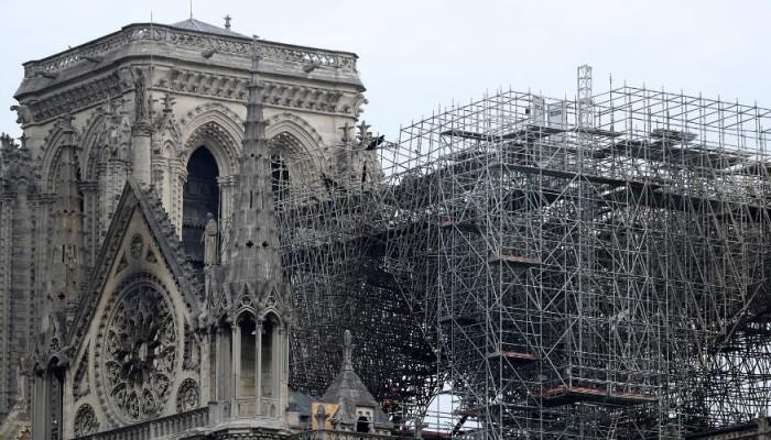 Τραγική ειρωνεία:Ο Ουγκώ «προέβλεψε» την μεγάλη πυρκαγιά στην Παναγία των Παρισίων