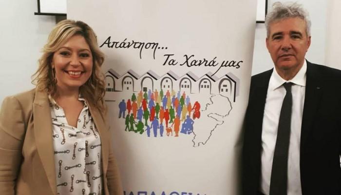 Νέο πρόσωπο στο ψηφοδέλτιο του Άρη Παπαδογιάννη