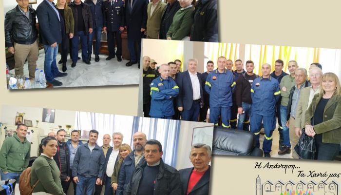 Άρης Παπαδογιάννης: Συντονισμός ΕΛ.ΑΣ. και Δημοτικής Αστυνομίας που θα επανασυσταθεί