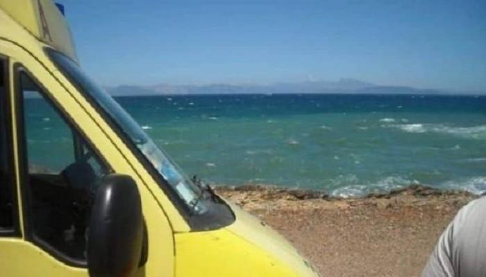 Νεκρός ανασύρθηκε άνδρας σε παραλία στη Χαλκιδική