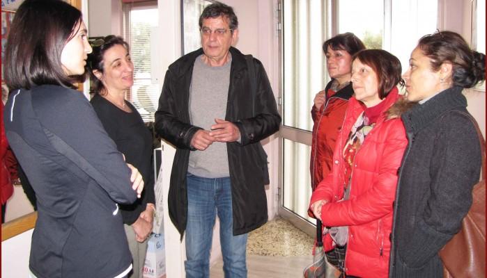 Πρωτοβουλία Πολιτών Πρώτα ο Άνθρωπος: Οι επισκέψεις σε δομές κοινωνικής πρόνοιας Δ.Χανίων