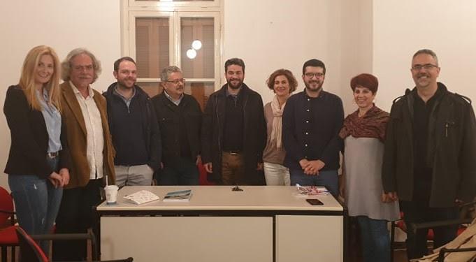 Οι θέσεις των αρχιτεκτόνων στο επίκεντρο συνάντησης με τον Παναγιώτη Σημανδηράκη