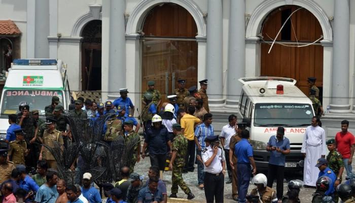 «Μακελειό» με τουλάχιστον 138 νεκρούς -Βίντεο σοκ από το ματωμένο Πάσχα των Καθολικών