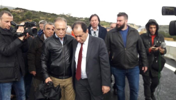 Δόθηκε στην κυκλοφορία το τμήμα Γούρνες - Χερσόνησος-Στην Κρήτη ο Τσίπρας για τα εγκαίνια