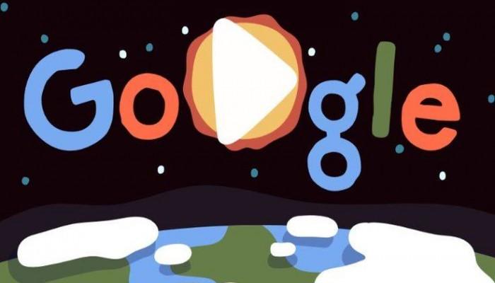 Την «Ημέρα της Γης» τιμά η Google με το σημερινό της doodle