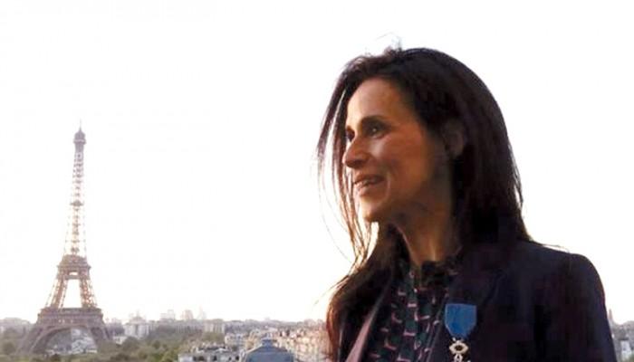 Ευρωεκλογές 2019: Η Ελληνίδα στο ευρωψηφοδέλτιο του Μακρόν