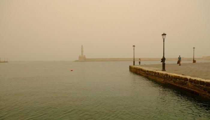 Κρήτη: Μεγάλη άνοδος της θερμοκρασίας - Έρχεται αφρικανική σκόνη
