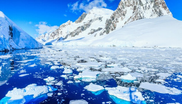 Ασταθές το 1/4 του πάγου της δυτικής Ανταρκτικής