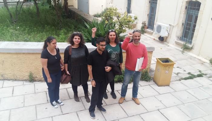 Κατατέθηκε στο Πρωτοδικείο το ψηφοδέλτιο της Ανταρσίας στα Χανιά