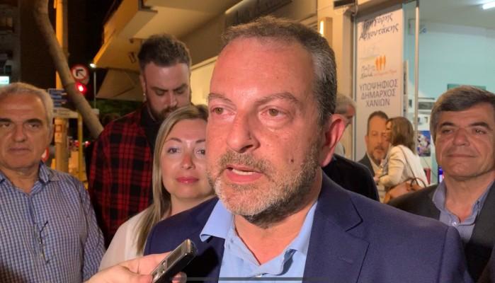 Γρ. Αρχοντάκης: Δεν θα στηρίξουμε κανέναν στο δεύτερο γύρο, η κοινωνία ώριμα θα αποφασίσει