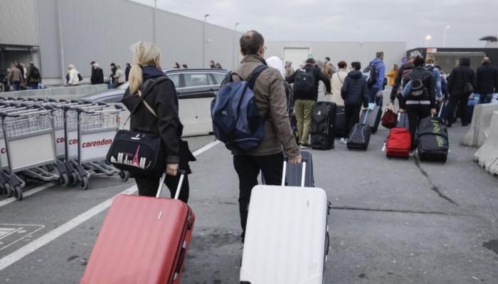 Βέλγιο:Καθηλωμένα αεροπλάνα λόγω αιφνιδιαστικής απεργίας των ελεγκτών εναερίου κυκλοφορίας
