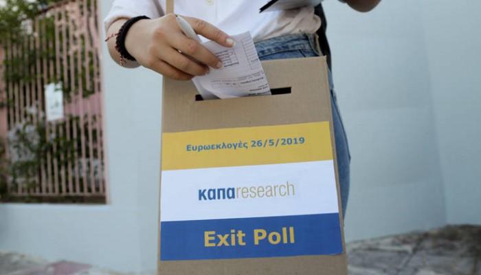 Exit poll: Η πρώτη αντίδραση του ΣΥΡΙΖΑ και της ΝΔ για το αποτέλεσμα