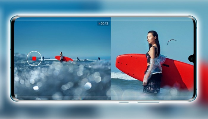 H διπλή λήψη βίντεο για την κάμερα των HUAWEI P30 και P30 Pro τώρα διαθέσιμη!