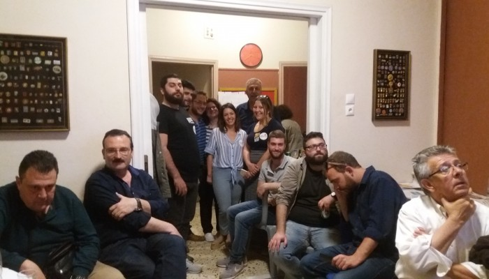 Νίκος Βουρλάκης: Το αποτέλεσμα για τη Λαϊκή Συσπείρωση στον δ. Χανίων μας δίνει αισιοδοξία