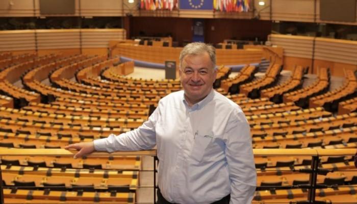 Γιώργος Λογιάδης: Με το ΜέΡΑ25 για μια πραγματικά ενωμένη Ευρώπη