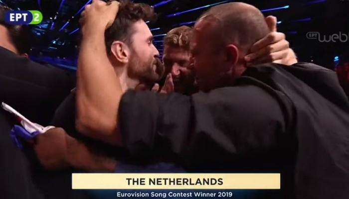 Eurovision 2019: Μεγάλος νικητής η Ολλανδία – 21η η Ελλάδα, 15η η Κύπρος (βίντεο)