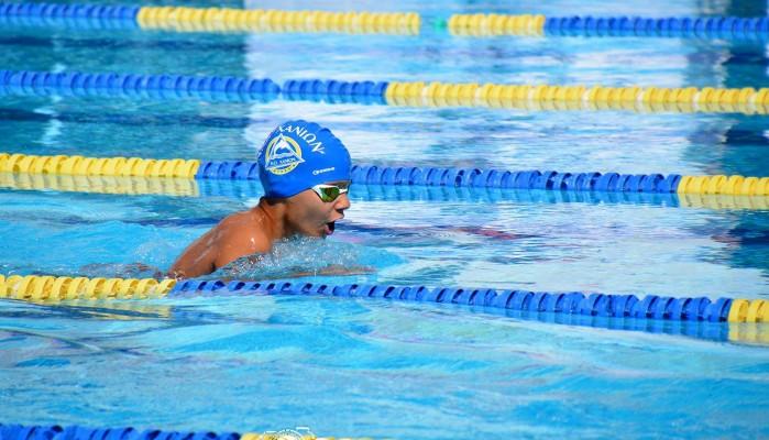 Γιορτή κολύμβησης στα Χανιά