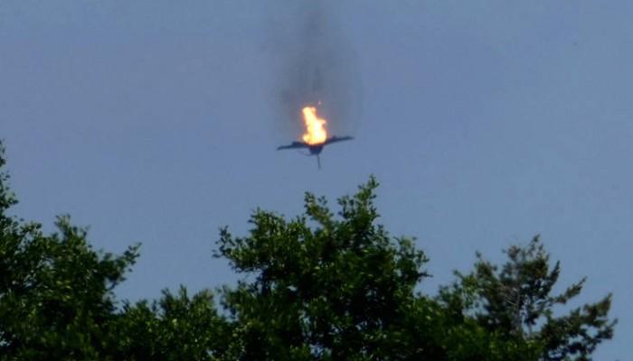 Βίντεο από τη διάσωση του ενός πιλότου των γερμανικών Eurofighter