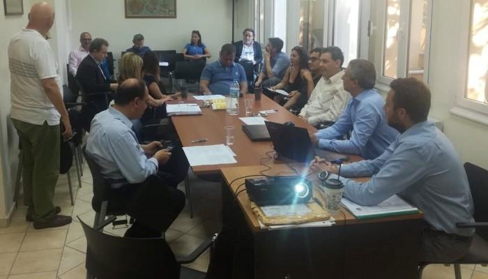 Με τη συμμετοχή του ΕΒΕΧ ως επικεφαλής εταίρου του έργου Interreg - Adrion