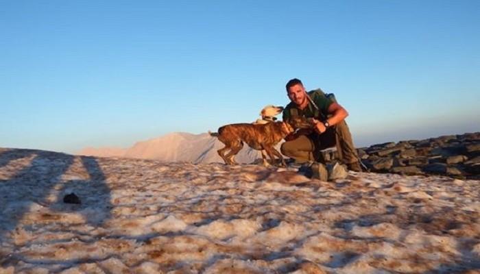 ''Κουζουλοί'' Χανιώτες ανέβηκαν στα 2135 μέτρα για να βγάλουν φωτογραφίες