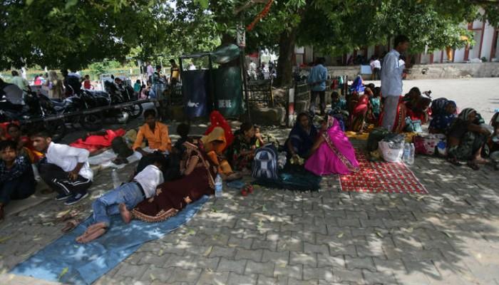 Φονικό κύμα καύσωνα στην Ινδία, το θερμόμετρο έδειξε 51 βαθμούς