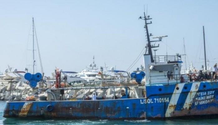 Ακινητοποιημένες οι κυπριακές ψαρότρατες λόγω τουρκικών απειλών
