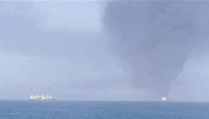 Παγκόσμιος συναγερμός: Επίθεση σε 2 δεξαμενόπλοια στον Κόλπο του Ομάν (βίντεο)