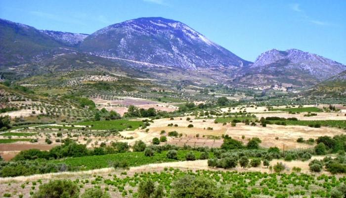 O Ορειβατικός Χανίων στο Όρος Ελικώνας για την 79η Πανελλήνια Ορειβατική Συγκέντρωση