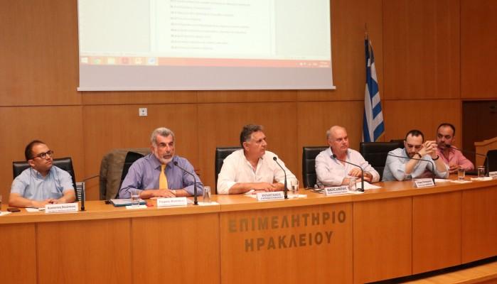 Εκτενής ενημέρωση για το Μεταφορικό Ισοδύναμο Κρήτης στο Επιμελητήριο Ηρακλείου