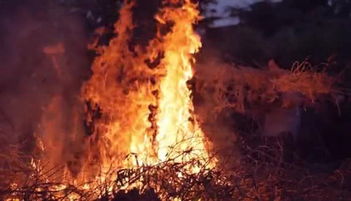 Απανωτές οι εστίες φωτιάς στην Κρήτη