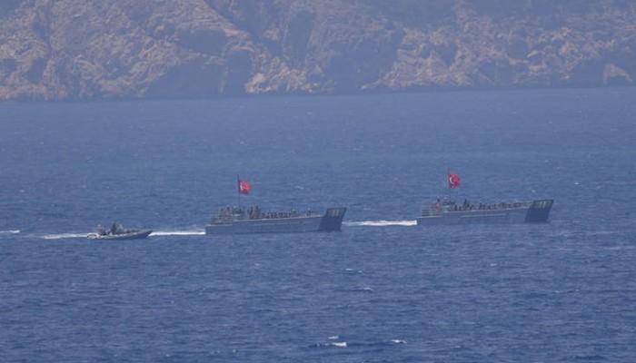 Νέα NAVTEX από την Τουρκία στην κυπριακή ΑΟΖ για άσκηση με πραγματικά πυρά