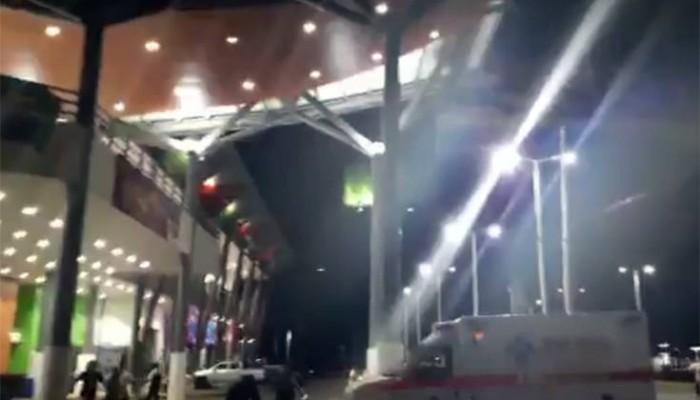 Η στιγμή του ισχυρού σεισμού των 6,2 Ρίχτερ στην Κόστα Ρίκα (βίντεο)