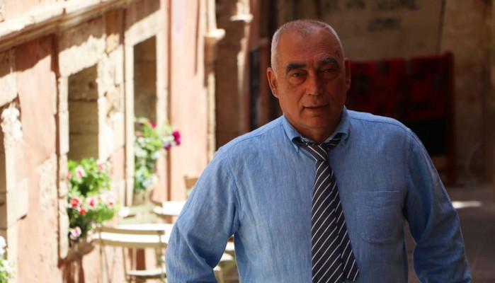 Στην Αστυνομική Διεύθυνση Χανίων και σε σχολεία του νομού ο Ιωάννης Κασελάκης